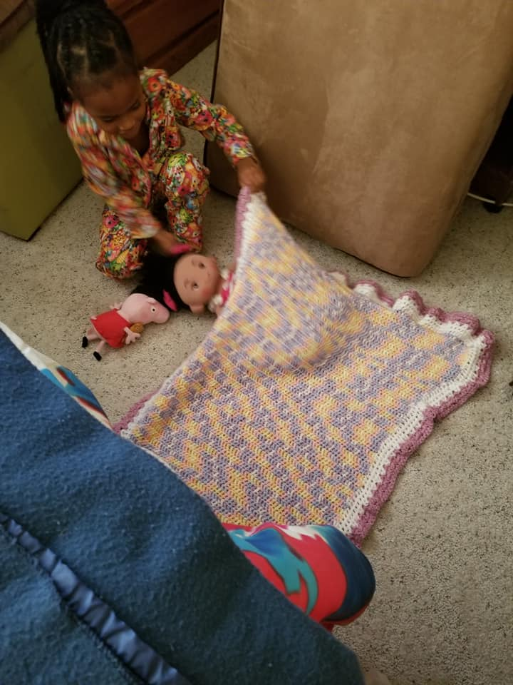 days blanket
